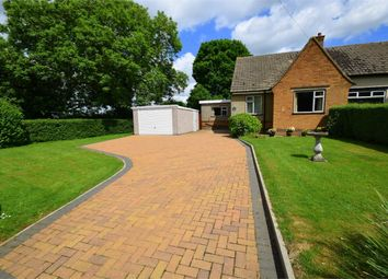 Thumbnail 3 bed semi-detached bungalow for sale in Northampton Road, Roade, Northampton