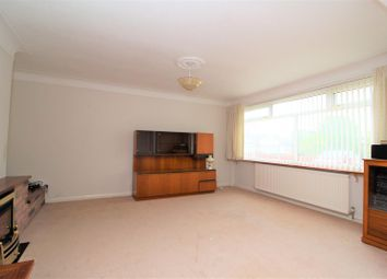 Thumbnail 2 bed bungalow for sale in Anglesey Close, Wrexham
