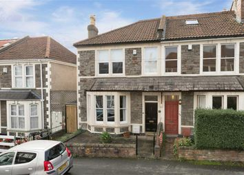 Thumbnail 3 bedroom end terrace house for sale in Monmouth Road, Bishopston, Bristol