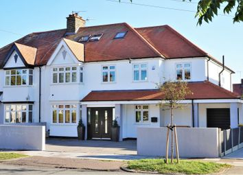 Thumbnail 5 bed semi-detached house for sale in Church Road, Southend-On-Sea
