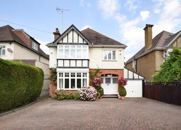 Thumbnail 4 bed detached house for sale in Rickmansworth Road, Northwood