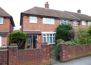 Thumbnail 3 bed end terrace house for sale in Clayton Road, Chessington