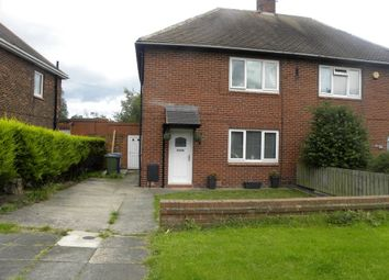 Thumbnail 2 bed semi-detached house for sale in Trinity Grove, Seghill, Cramlington