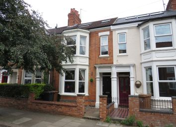 Thumbnail 3 bedroom terraced house for sale in Clarence Avenue, Kingsthorpe, Northampton