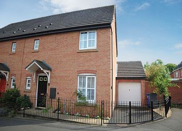 Thumbnail 3 bedroom semi-detached house for sale in Lychgate Close, Stoke-On-Trent