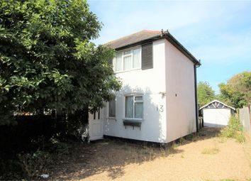 Thumbnail 3 bed detached house for sale in Cadbury Road, Sunbury-On-Thames, Surrey