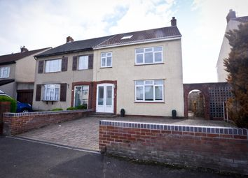 Thumbnail 4 bed semi-detached house for sale in Memorial Road, Hanham, Bristol
