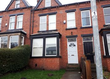 Thumbnail 6 bed terraced house to rent in Broomfield Crescent, Headingley, Leeds