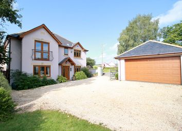 Thumbnail 5 bed detached house for sale in Gwehelog, Usk