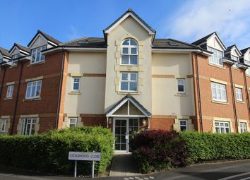 Thumbnail 3 bed flat for sale in Cedarwood Close, Northenden, Manchester