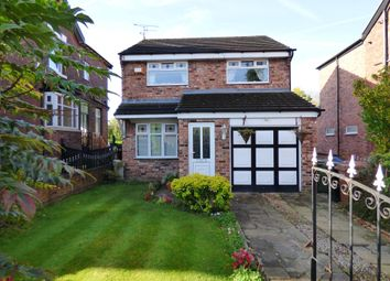 Thumbnail 3 bed detached house for sale in Davenport Road, Hazel Grove, Stockport