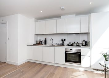 Thumbnail 1 bed flat to rent in Cotall Street, Royal Quay, London