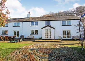 Thumbnail 5 bed detached house for sale in Eglwysbach, Colwyn Bay