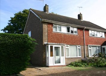 Thumbnail 3 bed semi-detached house to rent in The Twitten, High Street, Lingfield