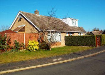 Thumbnail 3 bedroom property for sale in Lansdowne Close, Gayton, King's Lynn