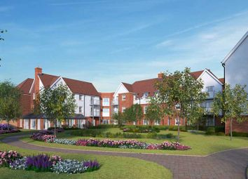 Thumbnail 1 bed flat for sale in Rectory Gardens, Manor Park Road, Chislehurst