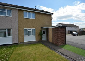 Thumbnail 2 bed semi-detached house for sale in Fairford Close, Grangewood, Chesterfield