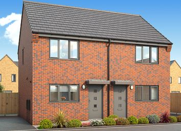 "Thumbnail 2 bedroom property for sale in ""Halstead"" at Kilcoy Drive, Kingswood, Hull"
