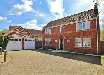 Thumbnail 4 bed detached house for sale in Linfield Copse, Thakeham, Pulborough