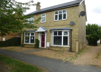 Thumbnail 4 bed detached house for sale in High Street, Warboys, Huntingdon