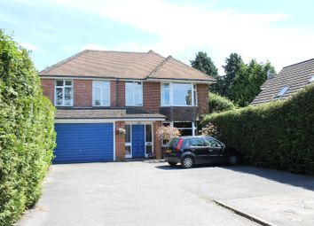 Thumbnail 4 bed detached house for sale in Botley Road, Horton Heath, Eastleigh