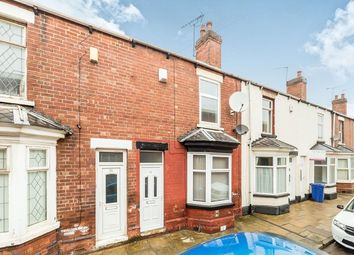 Thumbnail 2 bed terraced house for sale in St. Catherines Avenue, Balby, Doncaster
