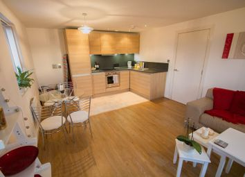 Thumbnail 1 bedroom flat to rent in Ethos Court, Chester, Cheshire