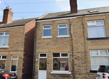 Thumbnail 2 bed end terrace house for sale in Woodfield Road, Rotherham