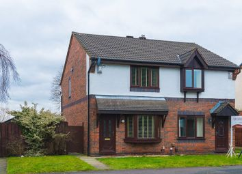 Thumbnail 3 bed semi-detached house for sale in Worsley Mesnes Drive, Worsley Mesnes, Wigan