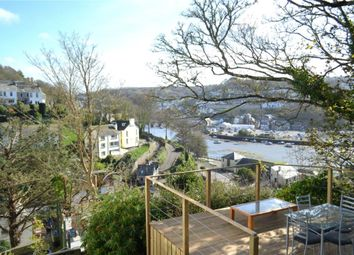 Thumbnail 2 bed flat for sale in Berkeley Court, Shutta, Looe, Cornwall