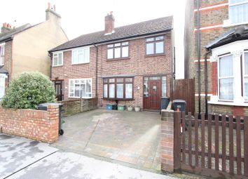 Thumbnail 3 bed semi-detached house for sale in Crowther Road, South Norwood, London