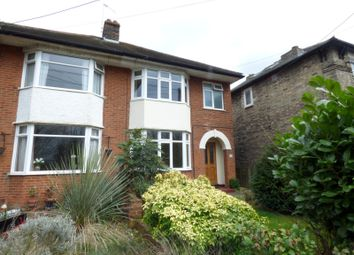 Thumbnail 3 bed semi-detached house to rent in Bures Road, Great Cornard, Sudbury