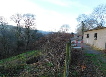 Thumbnail Land for sale in Tylcha Ganol, Tonyrefail, Porth