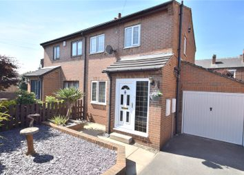 Thumbnail 3 bed semi-detached house for sale in Marshall Street, Stanley, Wakefield