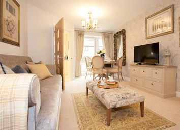 Thumbnail 2 bed flat for sale in Fields Park Drive, Alcester
