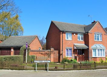 Thumbnail 4 bed detached house for sale in Kitchener Close, Timken, Daventry