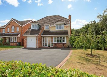 Thumbnail 4 bed detached house for sale in Harley Close, Wellington, Telford