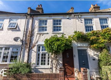 Thumbnail 2 bed terraced house to rent in Edward Road, Chislehurst, Kent
