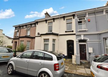 3 bed terraced house to rent in Ilbert Street, Plymouth, Devon PL1