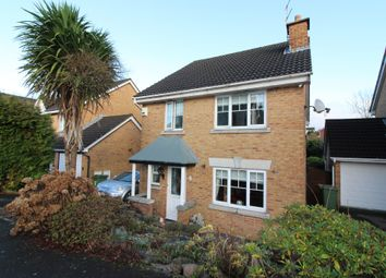 Thumbnail 4 bed detached house for sale in Parc Bryn, Pontllanfraith, Blackwood