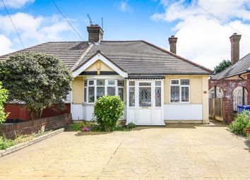 Thumbnail 2 bed semi-detached bungalow for sale in Crofton Road, Grays