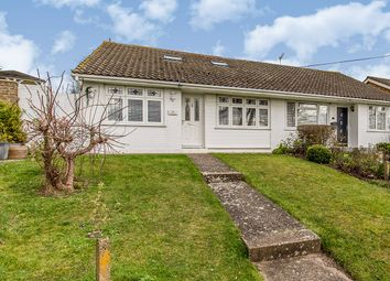 Thumbnail 3 bed bungalow for sale in Castlefields, Istead Rise, Gravesend, Kent