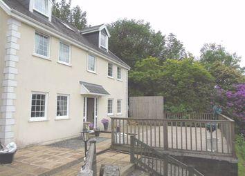 Thumbnail 4 bed detached house for sale in Graig Road, Alltwen, Swansea