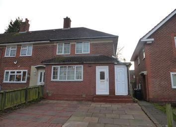 Thumbnail 3 bed semi-detached house for sale in Swancote Road, Birmingham