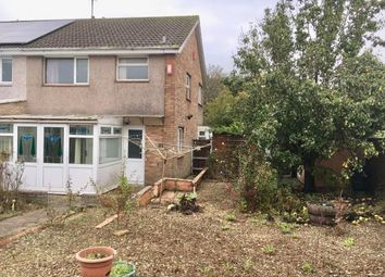 Thumbnail 3 bed end terrace house for sale in Swainswick, Bristol