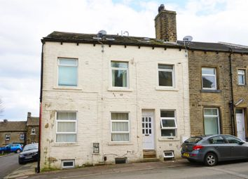 Thumbnail 4 bed terraced house for sale in Sutcliffe Street, Pellon, Halifax