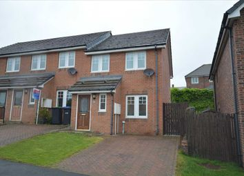 Thumbnail 3 bed link-detached house for sale in Derwent Rise, South Moor, Stanley
