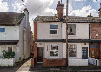 Thumbnail 2 bed end terrace house for sale in Izaak Walton Street, Stafford