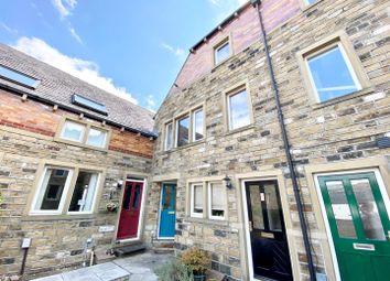 3 bed town house for sale in Old School Lane, Almondbury, Huddersfield HD5