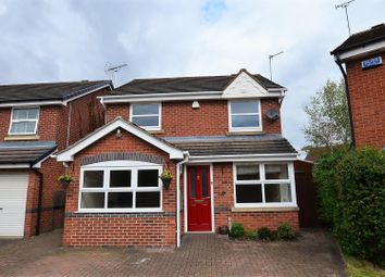 Thumbnail 3 bedroom property for sale in Netherside Drive, Chellaston, Derby